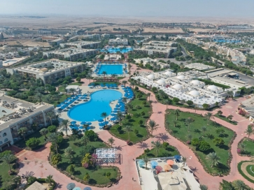 8 dagen all inclusive in SENTIDO Phenicia
